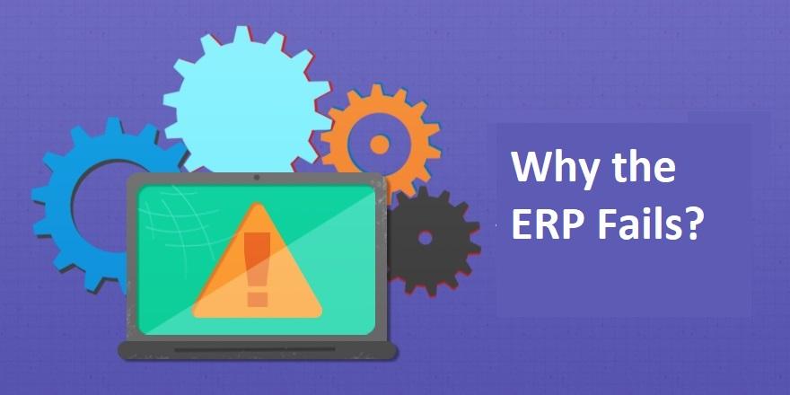 ERP fails